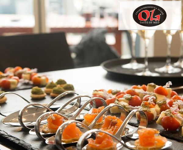 "Web design and Facebook applcation development for restaurant ""Ola Taste of MED""."