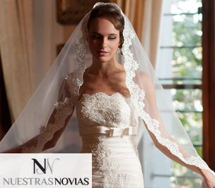 Web design and business web site development for Nuesteras Novias
