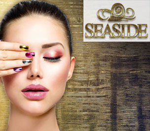 Website development and SEO for Seaside Beauty & SPA