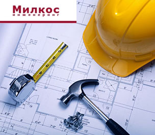 Website design and business website development for Milkos Engineering