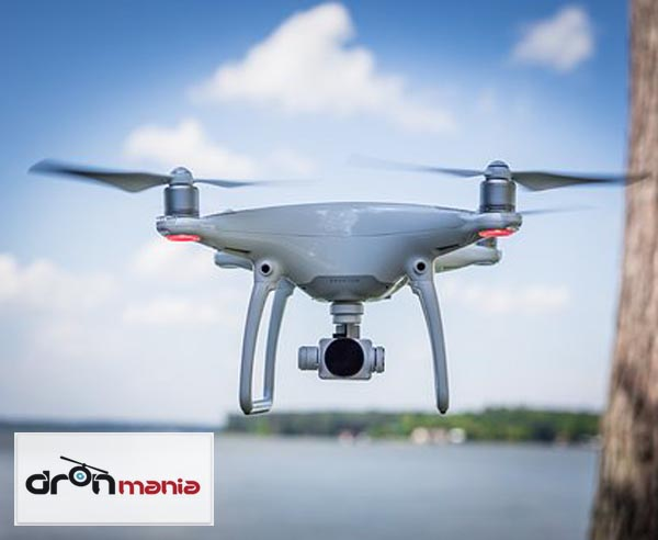Online marketing campaign for Dron Mania