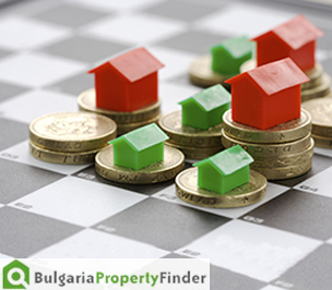 Уеб дизайн и изработка на портал за недвижими имоти за Bulgaria property finder