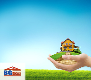 Website design and website development for BG Home