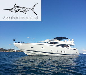 Website design and business site development for Sportfish International
